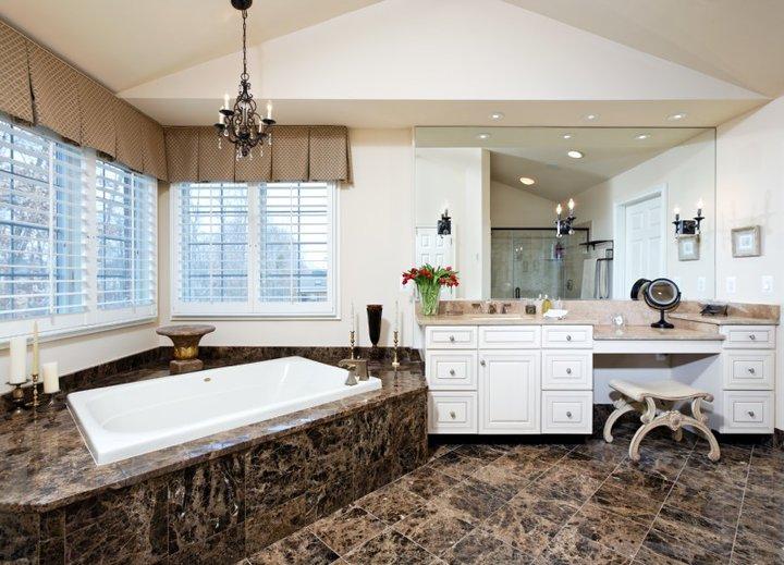 Bahtroom vanity bath counter top bathroom granite - Bathroom remodeling woodbridge va ...