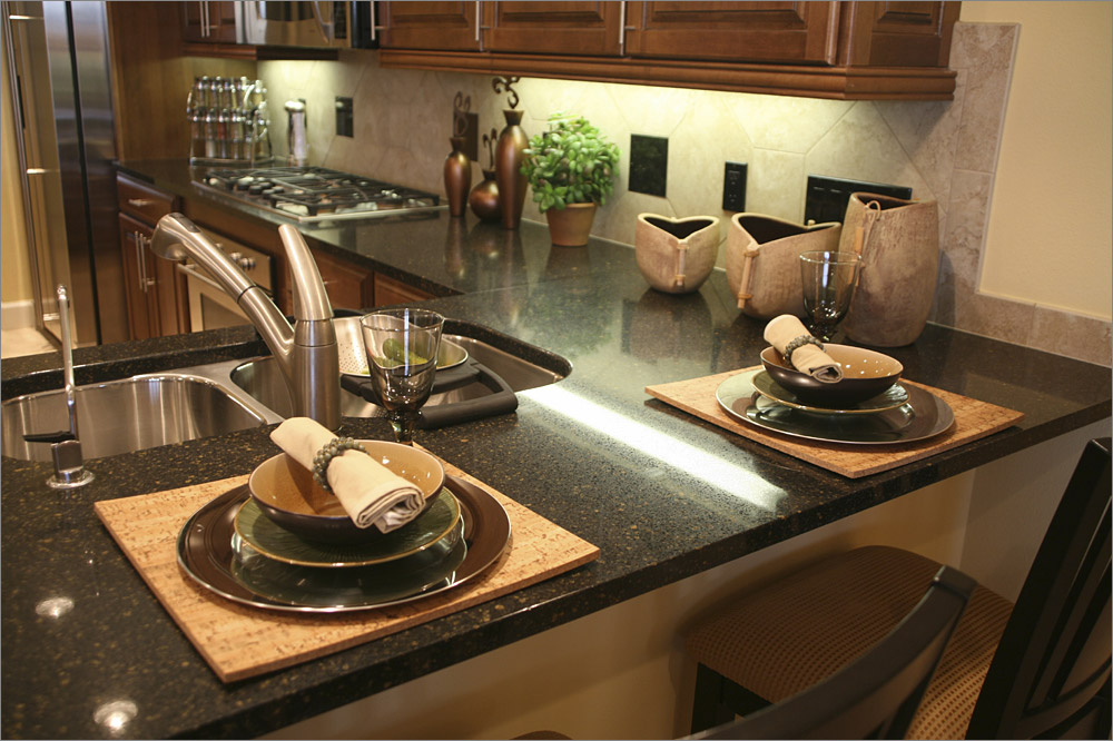Granite Countertops, Kitchen Island, Bathroom Vanity Black-Galaxy-Granite-Countertops Media