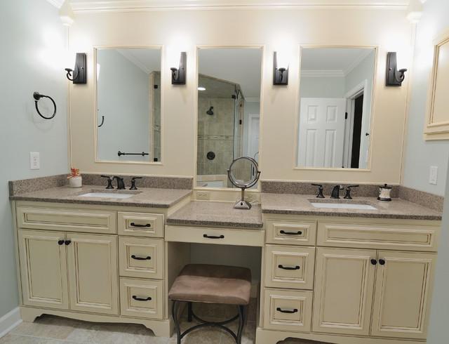 Bahtroom Vanity Bath Counter Top Bathroom Granite Countertops