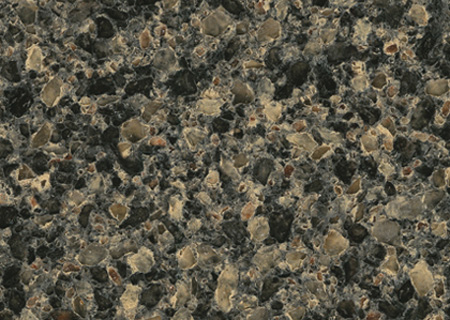 Granite Countertops, Kitchen Island, Bathroom Vanity Black-Forest Zodiaq Colors