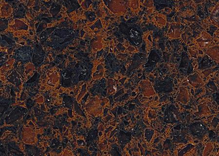 Granite Countertops, Kitchen Island, Bathroom Vanity Cinnamon-Spice Zodiaq Colors