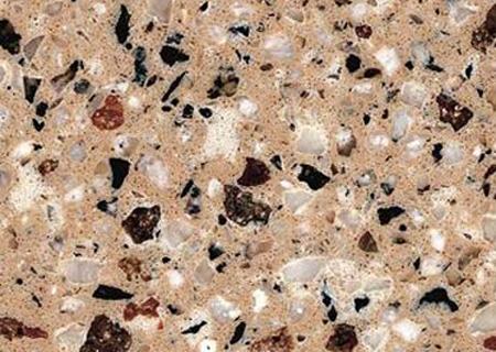 Granite Countertops, Kitchen Island, Bathroom Vanity Mineral-Pearl Zodiaq Colors