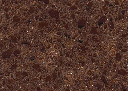 Granite Countertops, Kitchen Island, Bathroom Vanity Saddle-Brown Zodiaq Colors
