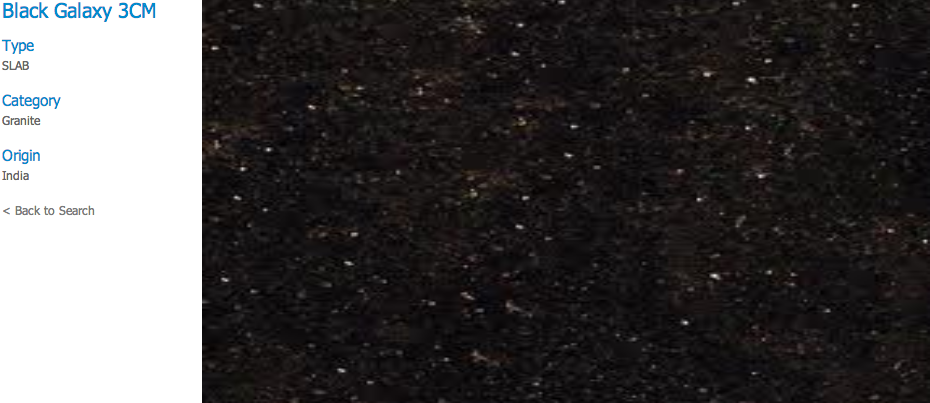 Granite Countertops, Kitchen Island, Bathroom Vanity black-galaxy Granite Colors