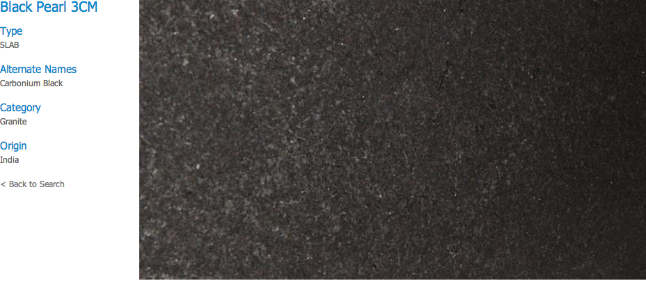 Granite Countertops, Kitchen Island, Bathroom Vanity black-pearl Granite Colors
