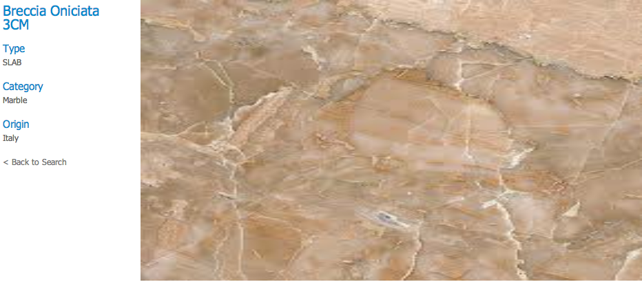 Granite Countertops, Kitchen Island, Bathroom Vanity breccia-onicita Marble Colors