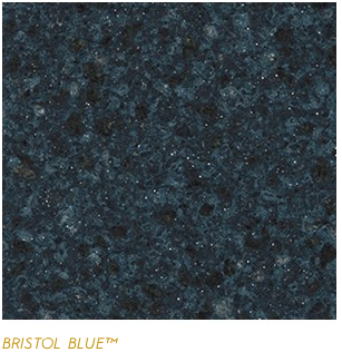 Granite Countertops, Kitchen Island, Bathroom Vanity bristol-blue Cambria Colors