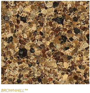 Granite Countertops, Kitchen Island, Bathroom Vanity brownhill Cambria Colors