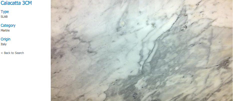 Granite Countertops, Kitchen Island, Bathroom Vanity calacatta Marble Colors