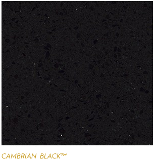 Granite Countertops, Kitchen Island, Bathroom Vanity cambrain-black Cambria Colors