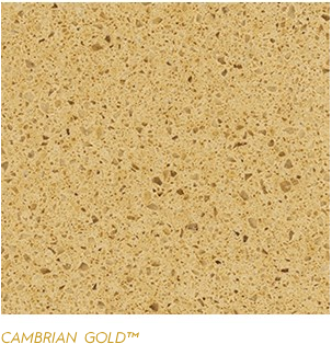 Granite Countertops, Kitchen Island, Bathroom Vanity cambrian-gold Cambria Colors