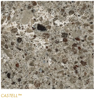 Granite Countertops, Kitchen Island, Bathroom Vanity castell Cambria Colors