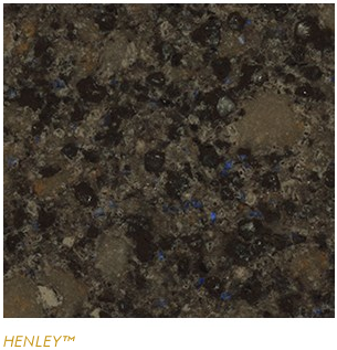 Granite Countertops, Kitchen Island, Bathroom Vanity henley Cambria Colors