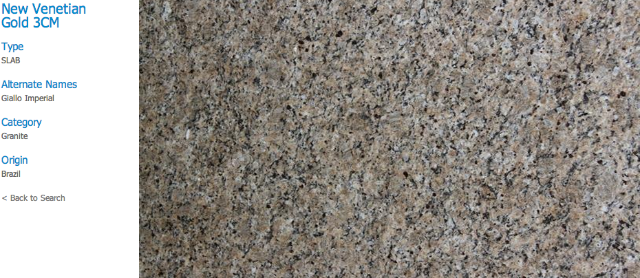 Granite Countertops, Kitchen Island, Bathroom Vanity new-venetian-gold Granite Colors