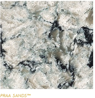 Granite Countertops, Kitchen Island, Bathroom Vanity praa-sands Cambria Colors