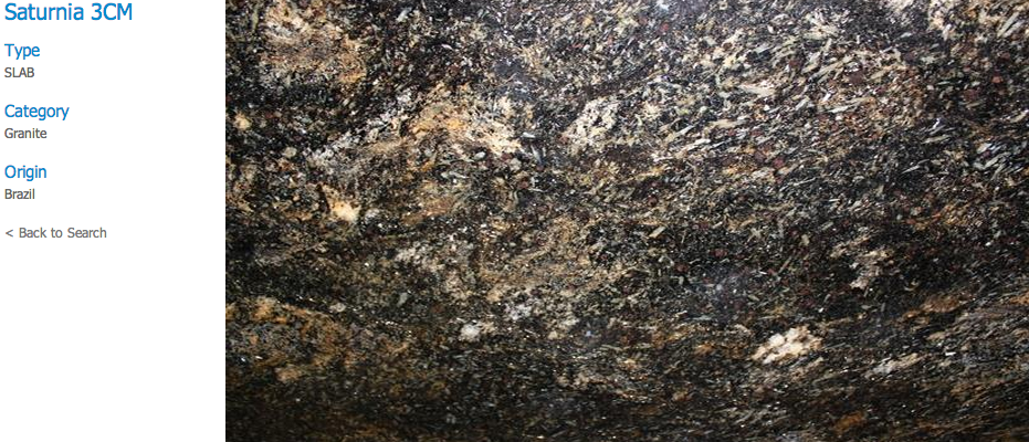 Granite Countertops, Kitchen Island, Bathroom Vanity saturnia Granite Colors