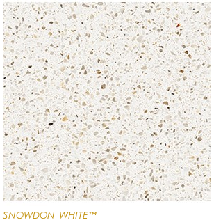 Granite Countertops, Kitchen Island, Bathroom Vanity snowdon-white Cambria Colors