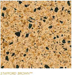 Granite Countertops, Kitchen Island, Bathroom Vanity stafford-brown Cambria Colors