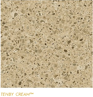 Granite Countertops, Kitchen Island, Bathroom Vanity tenby-cream Cambria Colors