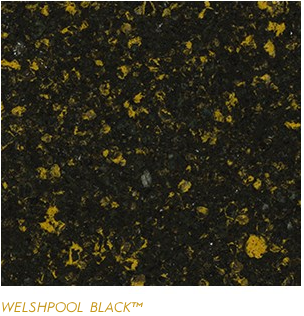 Granite Countertops, Kitchen Island, Bathroom Vanity welshpool-black Cambria Colors