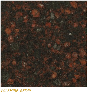 Granite Countertops, Kitchen Island, Bathroom Vanity wilshire-red Cambria Colors