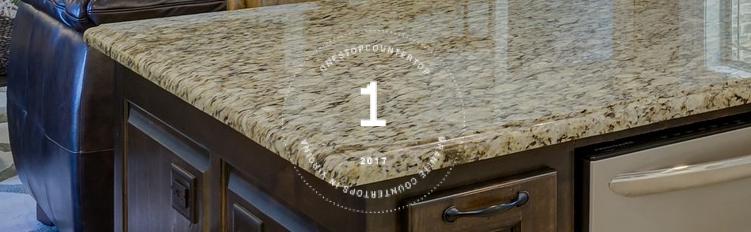 Granite Countertops, Kitchen Island, Bathroom Vanity